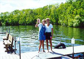 Enjoy special activities on Big Chetac Lake at Bay-Vue Resort